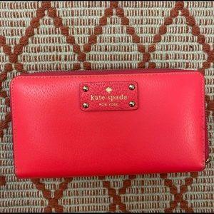 Kate Spade Neda Wellesley wallet